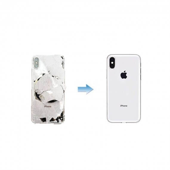 Changement Facade Arrière iPhone XS Max