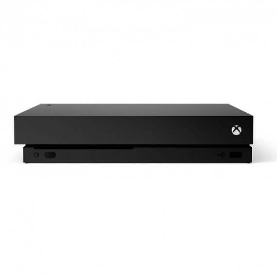 Console Xbox One X 1To Sans Manette [Occasion]