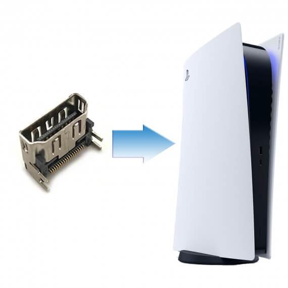 Changement Connectique HDMI PS5