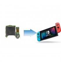 Changement Lecteur Nintendo Switch