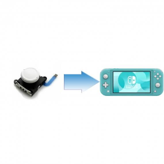 Changement Joystick Nintendo Switch Lite
