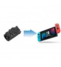 Changement Prise Jack Nintendo switch
