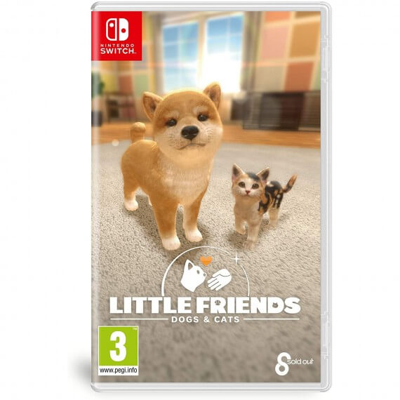 Little Friends: Dogs and Cats Occasion [ Switch ]