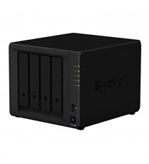 Boîtier NAS Synology DS918+ 4 Bay