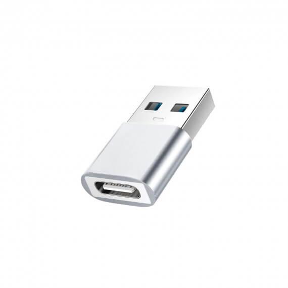 Adaptateur USB C Vers USB Mâle 3.0