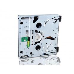 Mécanisme complet Wii + Bloc optique
