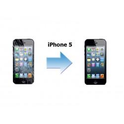 Changement Ecran LCD + Tactile iPhone 5