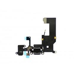 Connecteur Alimentation iPhone 5 Noir