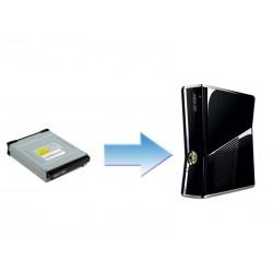 Changement Lecteur Xbox 360 Slim