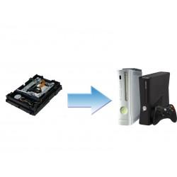 Changement Mécanisme XBOX360