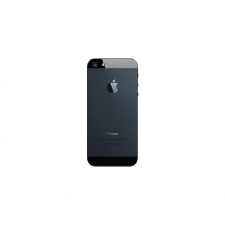 Coque Arrière Noire Complète iPhone 5