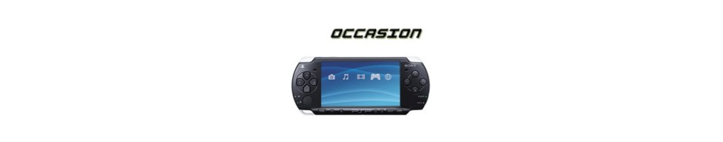 Consoles occasions PSP 3000