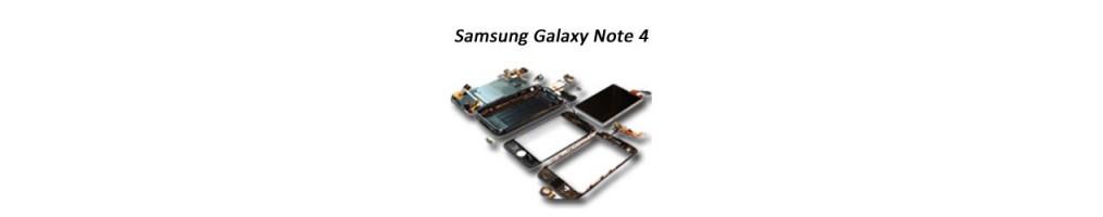Pièces Détachées Galaxy Note 4
