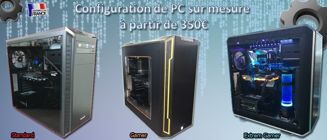 Config PC