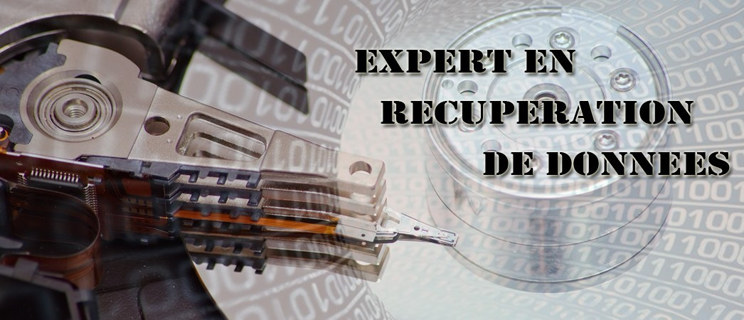 EXPERT EN RECUPERATION DE DONNEES